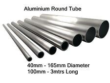 Aluminium Round Tube Pipe 40mm 45mm 50mm 57mm 63mm 75mm 76mm 90mm 100mm