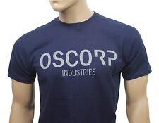 Spiderman (2002) inspired mens film t-shirt - Oscorp Industries