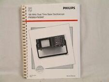 Service Manual für Fluke / Philips PM3065 Oszilloskop