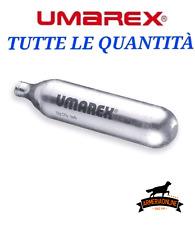 BOMBOLETTE CO2 SOFT AIR GAS UMAREX 12G PER PISTOLA CO2 LIBERA VENDITA RICARICA