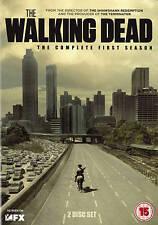 The Walking Dead first season DVD