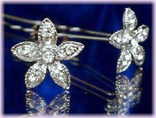 6 Crochets pics épingle cheveux mariage cristal diadème