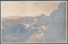GENOVA CITTÀ 315 SESTRI PONENTE - VILLA RAGGIO Cartolina 1917 foto J. NEER