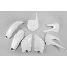 47297: UFO Kit plástica completo Kawasaki blanco KAKIT218K-047