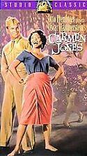 Carmen Jones (VHS +Trailer) Dorothy Dandridge -  H Belafonte  NEW & SEALED