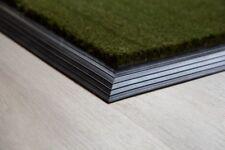 BEST Green Coir Entrance Mat With Rubber Edge Various Sizes UK Floor Mat
