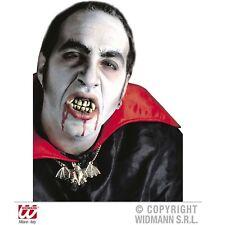 NUOVO WIDMANN HALLOWEEN IN GOMMA dentiere denti Vampiro Costume Accessorio ab6a13a17617