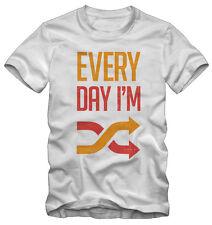 T-shirt /Maglietta Everyday Im shuffling  Kraz Shop