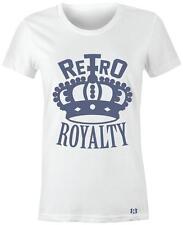 """RETRO ROYALTY"" Women/Juniors T-Shirt to Match Retro 11 Low Blue Moon"