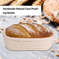 Banneton Bortform Dough Rising Rattan Bread Proofing Basket Dough Baking Kit