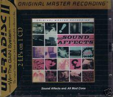 Jam, The All Mod Cons & Sound incide MFSL ORO CD NUOVO