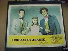 I DREAM OF JEANIE, orig 1952 LC #4 [Eileen Christy]