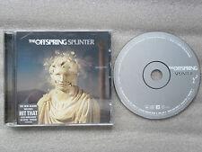 CD-ALBUM-THE OFFSPRING SPLINTER-12 TRACK-2003-HIT THAT/NEOCON/LONG WAY HOME_//__