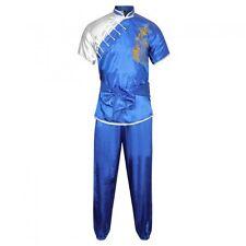 La concurrence Wu Shu soie uniforme Tai Chi Kung Fu Arts Martiaux Gi tenue Training