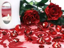 10 Diamanten Dekosteine 20mm Streudeko Tischdeko Kristalle Hochzeit Weihnachten