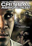 Critical Assignment (2005, DVD)
