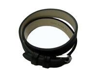 Uhrenband - Wickel-Armband - Glatt - schwarz - 350mm - 8,10,12,14,16,18,20,22 mm