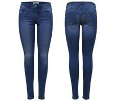 ONLY Damen Jeans Leggings ROYAL REG SKINNY PIM 504 NOOS blau Jeggings Denim NEU