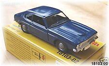 Märklin 18103-02 Ford Capri 1:43 saphir bleu #neuf emballage scellé#
