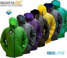 Regatta Ladies Mens Waterproof Breathable Lightweight jacket Pack it in car, bag