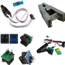 SOIC8 SOP8 Flash Chip IC Test Clips Steckdose Adpter Programmer Converter 150mil