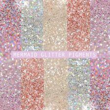 Fine Glitter Pot Nail Face Body Eye Shadow Iridescent Cosmetic Festival Makeup