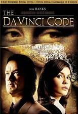 The DaVinci Code (DVD, 2006, 2-Disc Set, Canadian) Disk Only Widescreen