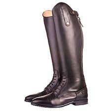 25c00c58da95f HKM Junior Ladies Valencia Elasticated Slim Fit Standard Long Horse Riding  Boots