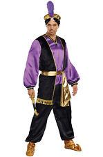 The Sultan Arabian Men Aladdin Adult Costume