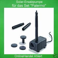 6-9, 6 VOLT Solar Bomba de Repuesto Estanque sumergible