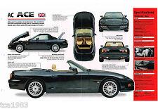 1997 / 1998 AC Cars ACE IMP Brochure