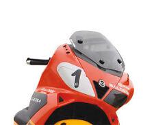 Bulle MHR Screen Racing Malossi Sport Fumée Gilera Nexus  de 125 à 500