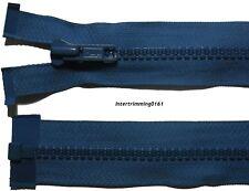839 Ykk cremallera costura oculto 60cm jeans azul