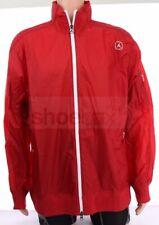 Nike Mens Air Jordan Classic Cut Red White Running Windbreaker Jacket 416584 648