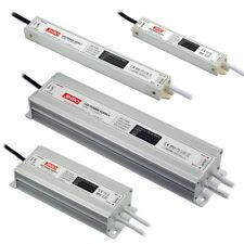 12V DC LED Netzteil 20–200W Trafo LED Stripes Module Außen Innen IP67 Outdoor