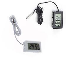 New Aquarium Waterproof Temperature LCD Digital Thermometer for Fish Tank Water