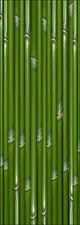 Sticker pour porte plane Bambou 73x204cm