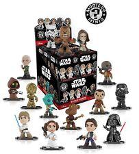 Disney Funko Star Wars Classic Mystery Minis Loose Single Figures bobble head