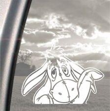 """Eeyore Winnie Pooh Disney coche divertido, Laptop Pegatina Calcomanía, 15cm de 6"""" pulgadas de largo"""