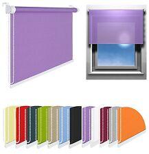 Store de fenêtre vue volets / mauve gris vert noir kinderrollo chambre d'ENFANTS