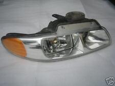DODGE CARAVAN VOYAGER HEADLIGHT FRONT LAMP 96 97 98 99
