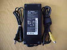Lot of 5 Geniune Original IBM Thinkpad G40 G41 120W AC ADAPTER 02K7085 02K7086