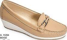 Valleverde 11204 beige scarpe donna women shoes