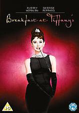 Breakfast At Tiffany's Dvd Audrey Hepburn Brand New & Factory Sealed