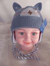FALKE Baby Baumwoll Mütze in Katzen Optik für den kleinen Kater Größe 39 - 41