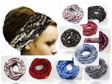 Dreadlocks Headband Dreadlock accessories Multistrand Head scarf Hair Band Tube