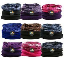 Ladies Girls Multi Headwear Neck Warmer Snoods by RockJock