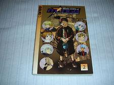 Manga The Rising Stars of Manga 2: United Kingdom And Ireland Tokyopop