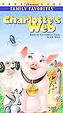 Charlottes Web (VHS, 1996)