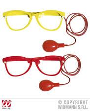 XXL Gafas Divertidas, Gigante Gafas, spritzbrille, amarillo, Rojo 2718
